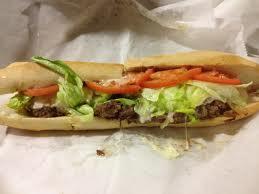 cheeseburger sub
